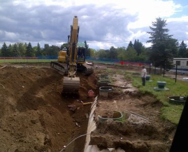 Septic Tank Removal and Backfill