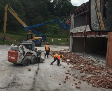Existing Office Demolition (Remax)