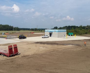 Queensville Fire Station Expansion