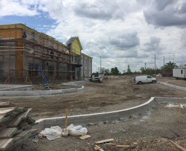 Sherwood Heights Private School New Construction
