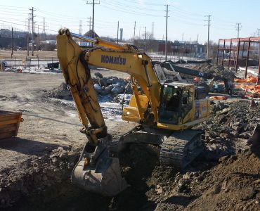 170 North Queen Commercial Redevelopment (Infinity Rubber Group)